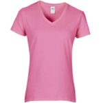 Womens V-Neck Azalea Tshirt