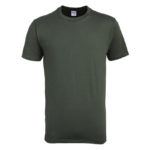 Premium Cotton Forest Green T-Shirt