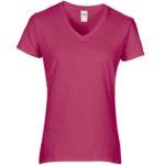 Womens V-Neck Helconia Tshirt